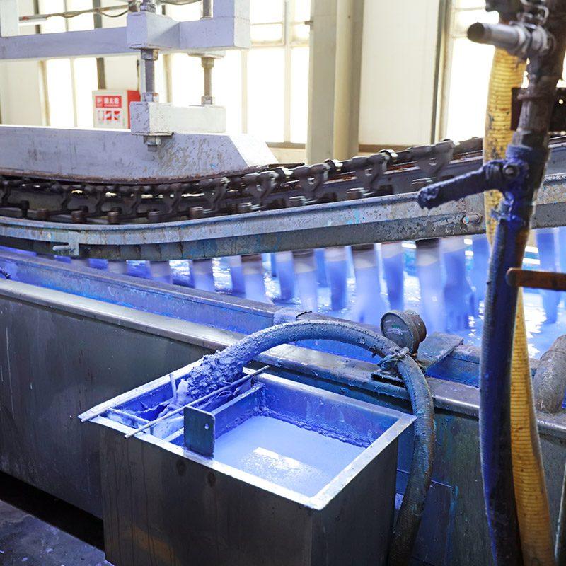 Nitrile Butadiene Glove Production Line